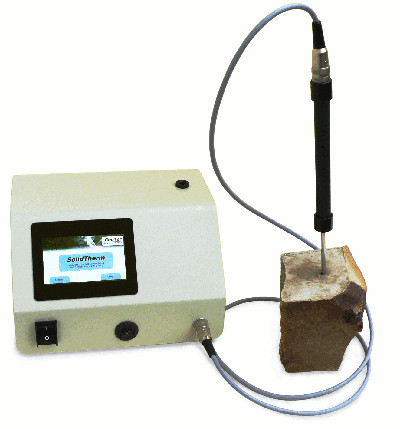 GeoTec SolidTherm - heat conductivity meter